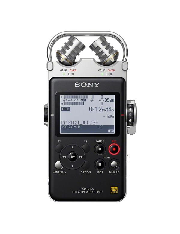 Sony PCM-D100 DSD