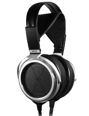 stax sluchátka headphones elektrostat