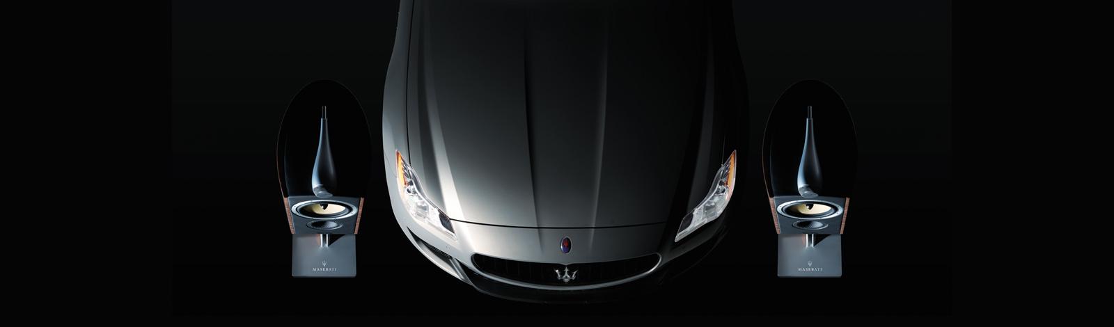 Bowers & Wilkins 805 Maserati