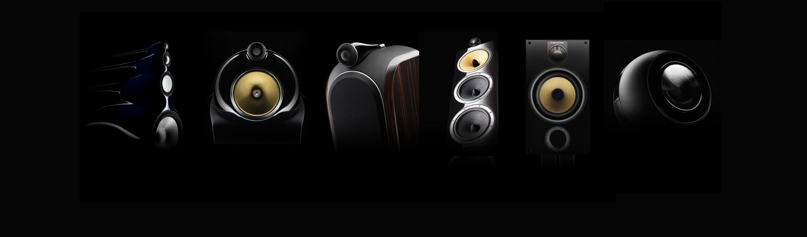Bowers & Wilkins high end