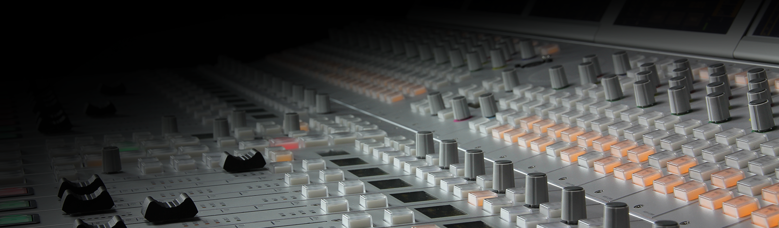 DHD broadcast mixing consoles