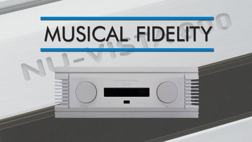 MusicalFidelity distribuce