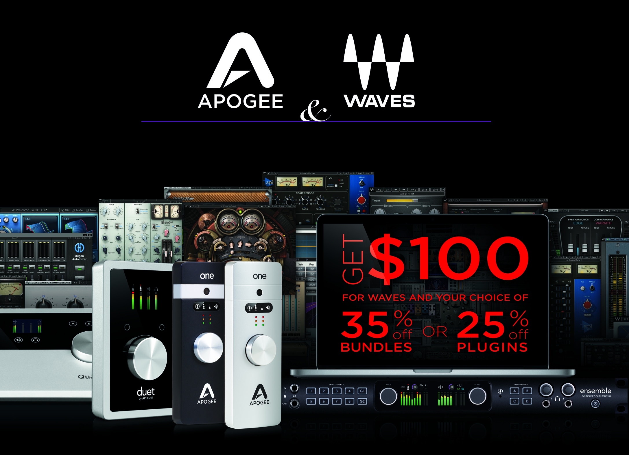 Waves+Apogee