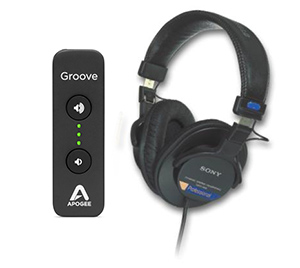 APOGEE-GROOVE-MDR-7506-BUNDLE