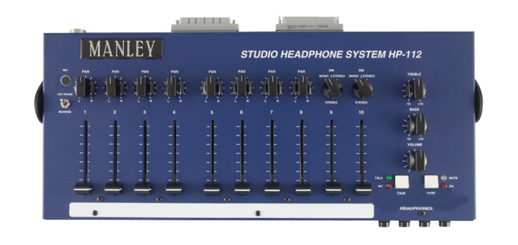 HP-112 HEADPHONE MIXER