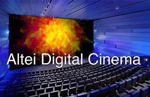 ALTEI digital cinema